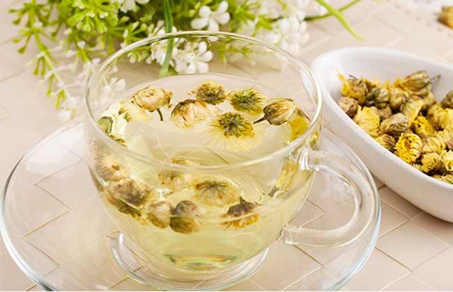 金银花和菊花可以一起泡水喝吗?