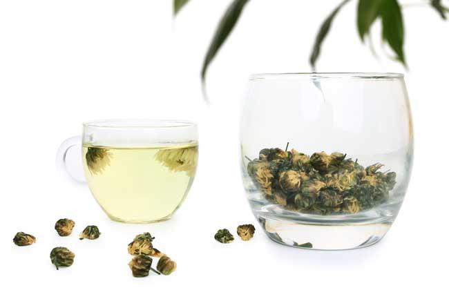 常见的菊花茶的泡法