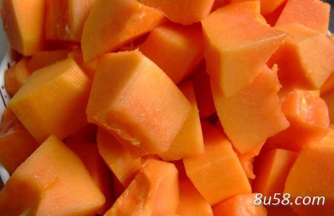 吃木瓜有什么好处?