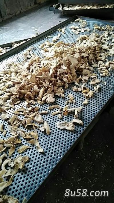 干姜片 库存150公斤