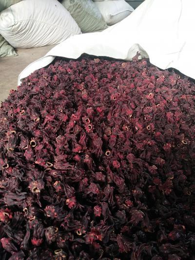 洛神花茶 玫瑰茄 存货5吨多