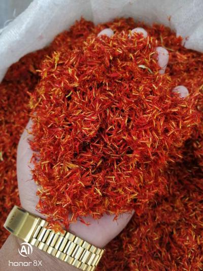 甘肃花海红花产地 红花涨价了