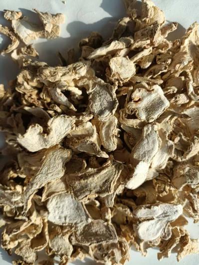 低硫干姜片现货供应50吨